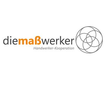"""Logo """"die maßwerker"""""""